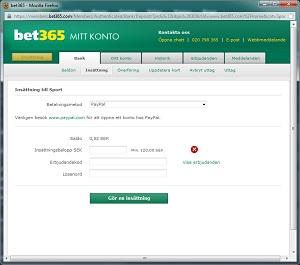 Free Live Stream Bet365