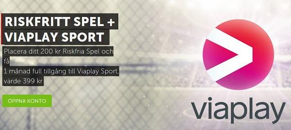 Viaplay rabattkod med 1 månad gratis sport