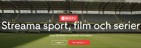 Spelbolag C-More