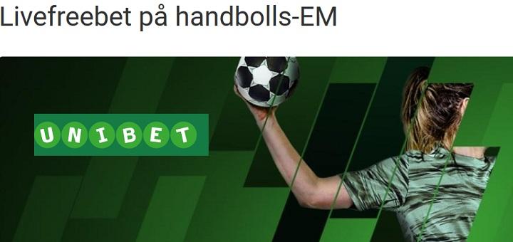 Free live stream Handbolls EM Damer 2018