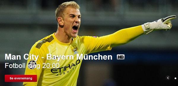 Man City - Bayern